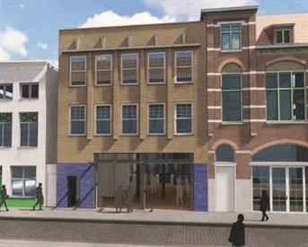 Kamer in Breda, Reigerstraat op Kamernet.nl: Nieuwbouw appartement centrum