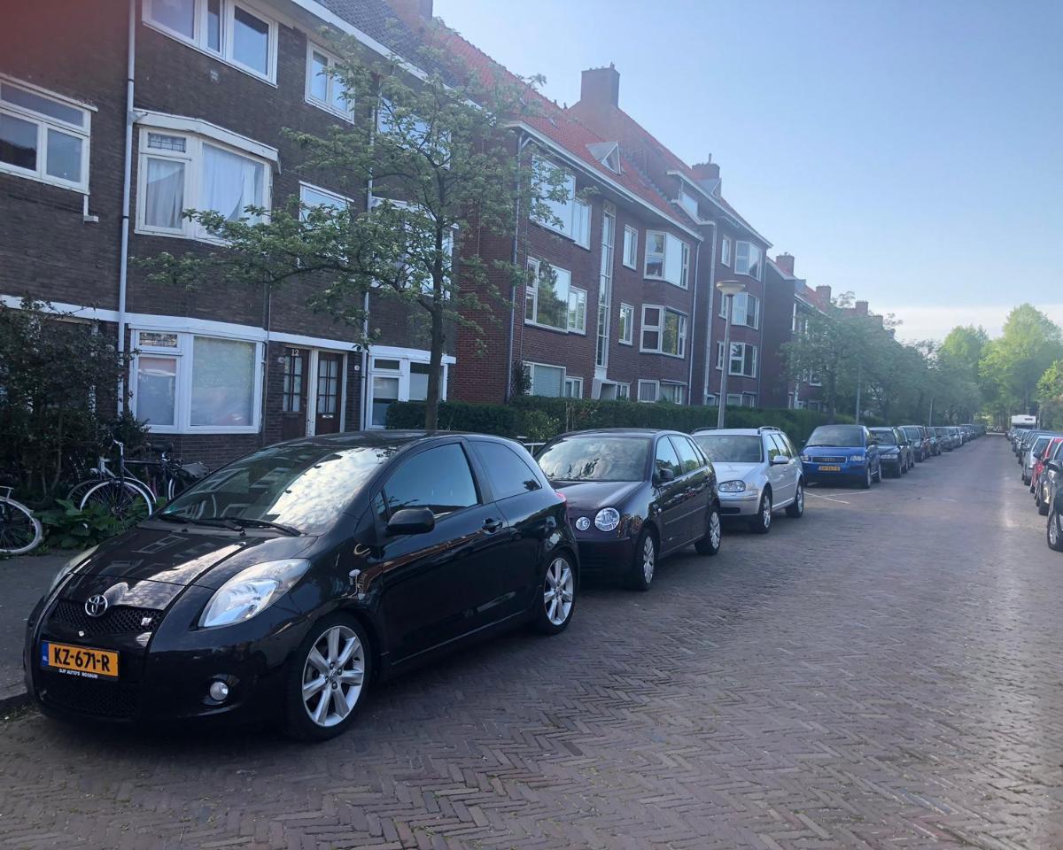 Kamer te huur in de Van Houtenlaan in Groningen