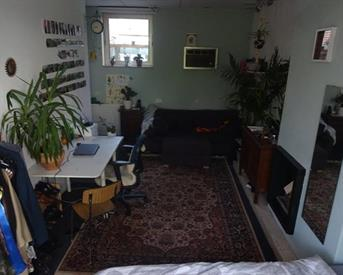 Kamer in Wageningen, Bergstraat op Kamernet.nl: Tijdelijke kamer in leuk studenten huis