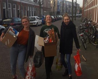 Kamer in Groningen, Van Julsinghastraat op Kamernet.nl: Chateau Vino zoekt huisgenootje!