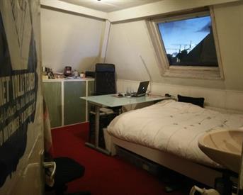 Kamer in Delft, Achterom op Kamernet.nl: Tijdelijke kamer beschikbaar in centrum Delft