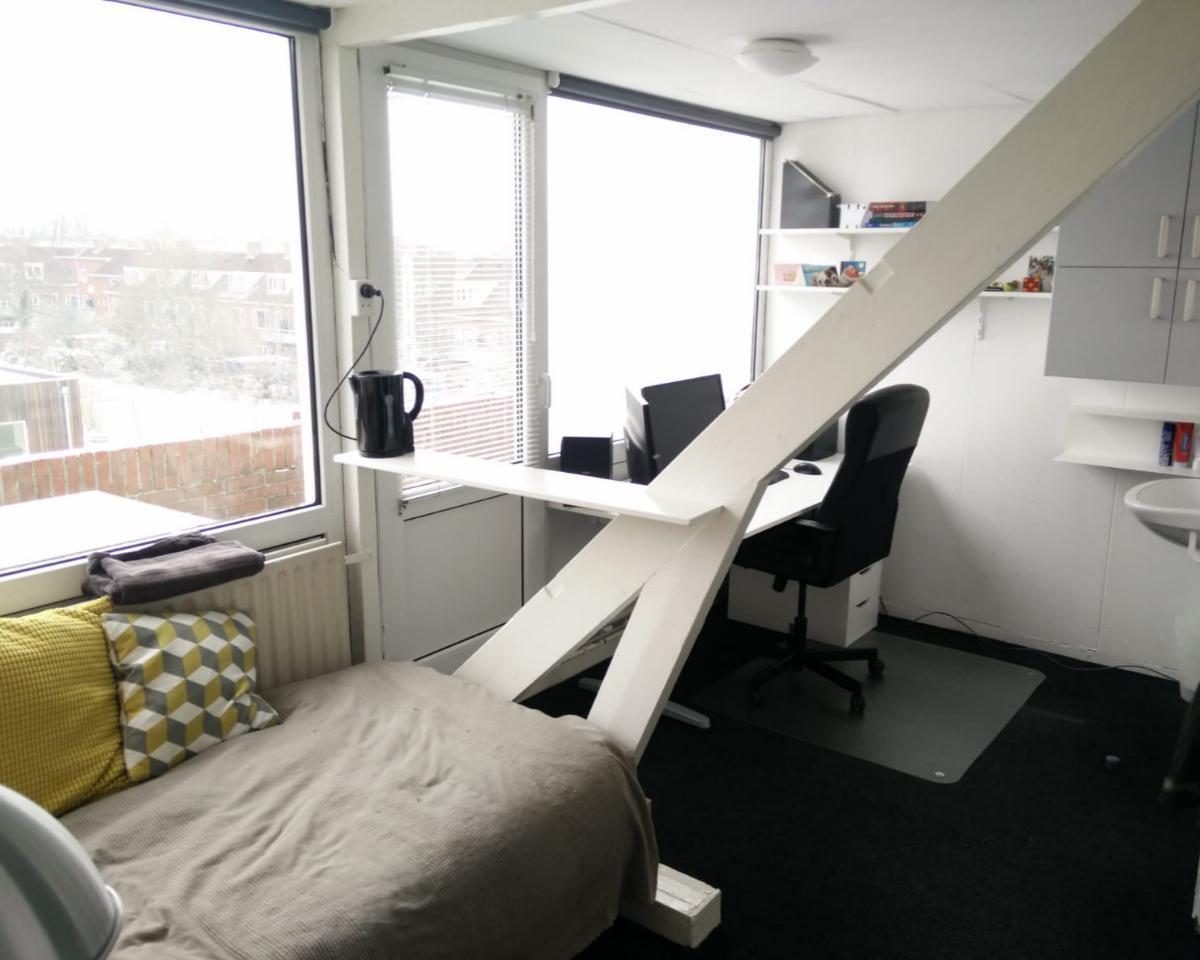 Kamer te huur in de Madoerastraat in Groningen