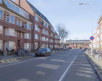 Kamer in Groningen, Parkweg op Kamernet.nl: Kamer met balkon dichtbij het station