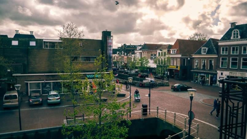Kamer aan Tuinen in Leeuwarden