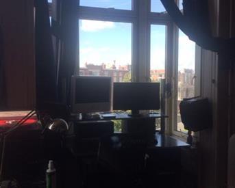 Kamer aan Valkenboslaan in Den Haag