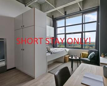 Kamer in Enschede, De Veldmaat op Kamernet.nl: CHEAP SHORT STAY STUDIO's FOR RENT!