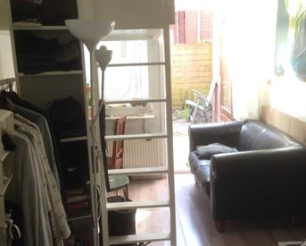 Kamer in Groningen, Hoekstraat op Kamernet.nl: furnished 12m2 room in the center