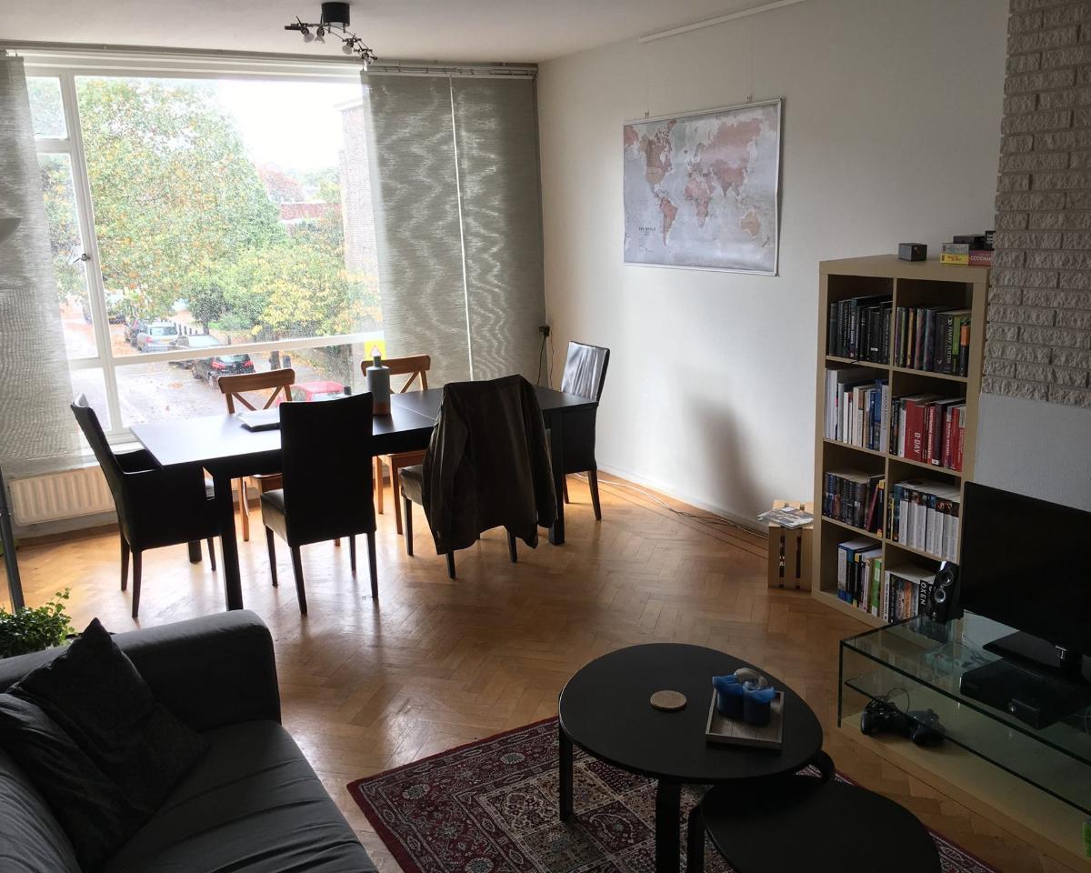 Kamer aan Cornelis Houtmanstraat in Den Haag