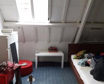 Kamer aan Molenstraat in Delft