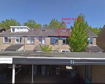Kamer in Drachten, Flevo op Kamernet.nl: Zolderkamer met keuken te huur