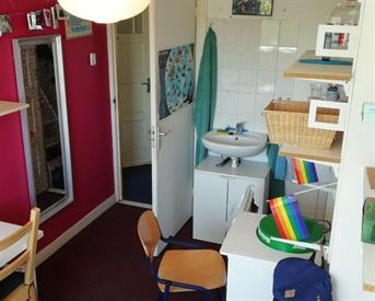 Kamer in Groningen, Hoendiep op Kamernet.nl: Leuk studentenhuis zoekt nieuwe huisgenoot