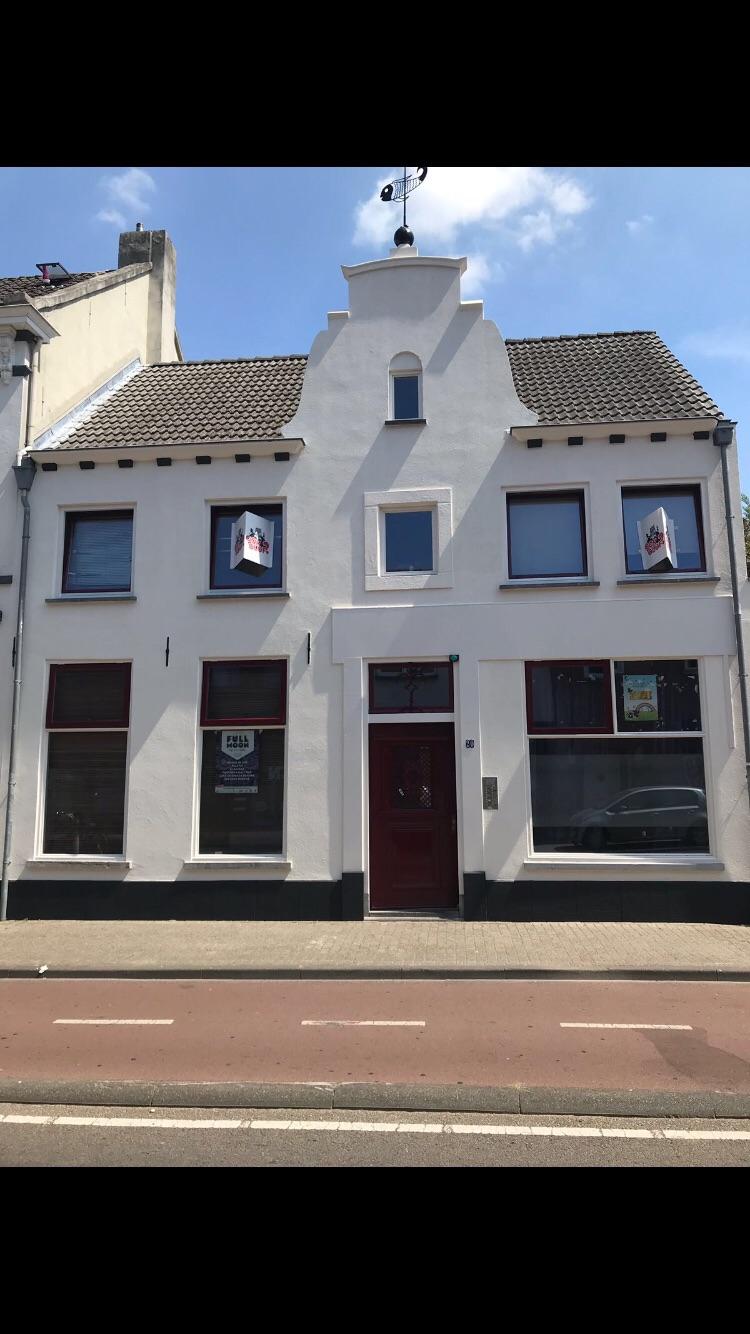 Kamer aan Gasthuisring in Tilburg