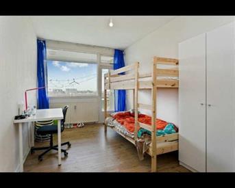 Kamer in Utrecht, Van Vollenhovenlaan op Kamernet.nl: Kamer in gedeeld Appartement - Kanaleneiland-Noord