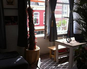 Kamer in Amsterdam, Gerard Doustraat op Kamernet.nl: Grote kamer in hartje pijp