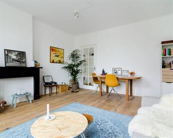 Kamer in Amsterdam, Karel du Jardinstraat op Kamernet.nl: Gezellig appartement in de pijp!