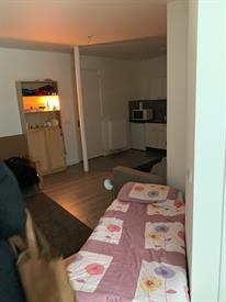 Kamer in Leiden, Haarlemmerstraat op Kamernet.nl: Furnished studio  expats
