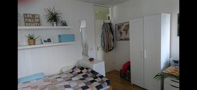 Kamer in Maastricht, Statensingel op Kamernet.nl: Op top locatie prachtige lichte kamer met veel ramen