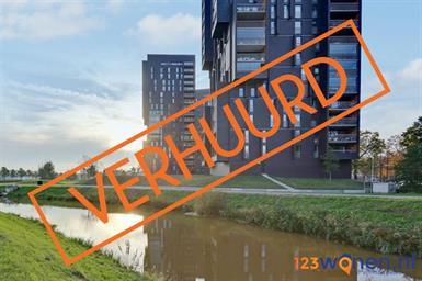 Kamer in Breda, Dirk Hartogstraat op Kamernet.nl: Royaal 4 kamer appartement met schitterend uitzicht