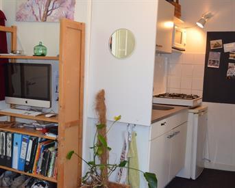 Kamer in Alkmaar, Oudegracht op Kamernet.nl: Op de mooiste gracht van Alkmaar, ruime kamer!!