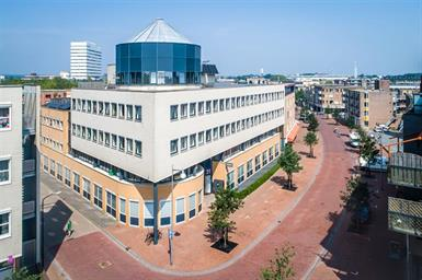 Kamer in Apeldoorn, Hoofdstraat op Kamernet.nl: Zeer luxe afgewerkte penthouse met dakterras aan rand centrum