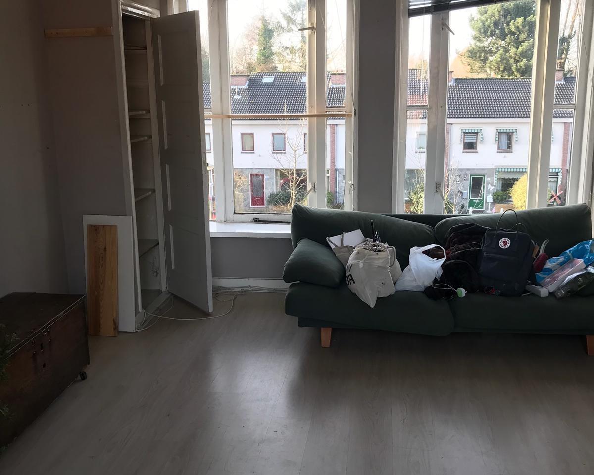 Kamer te huur in de Admiraal de Ruyterlaan in Groningen