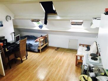 Kamer in Tilburg, Ringbaan-Noord op Kamernet.nl: Leuke studio 27 m2 aan de Ringbaan Noord!