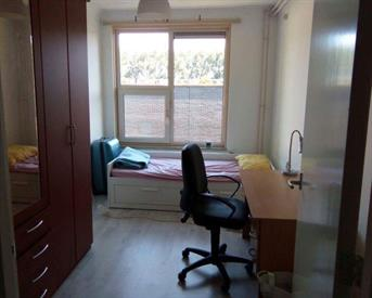 Kamer in Groningen, Surinamestraat op Kamernet.nl: Nette kamer, alleen voor vrouwen.