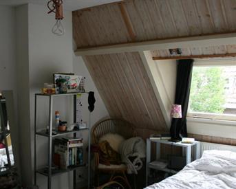 Kamer in Rotterdam, Groen van Prinstererstraat op Kamernet.nl: Huis te huur (4 slaapkamers!)