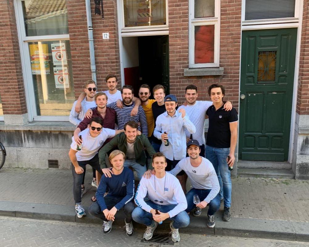 Kamer te huur in de Poststraat in Tilburg