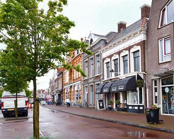 Kamer in Sneek, Grootzand op Kamernet.nl: Te huur kamer in hartje centrum van Sneek