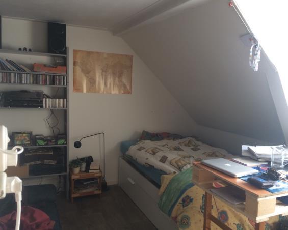 Kamer aan Sumatrastraat in Wageningen