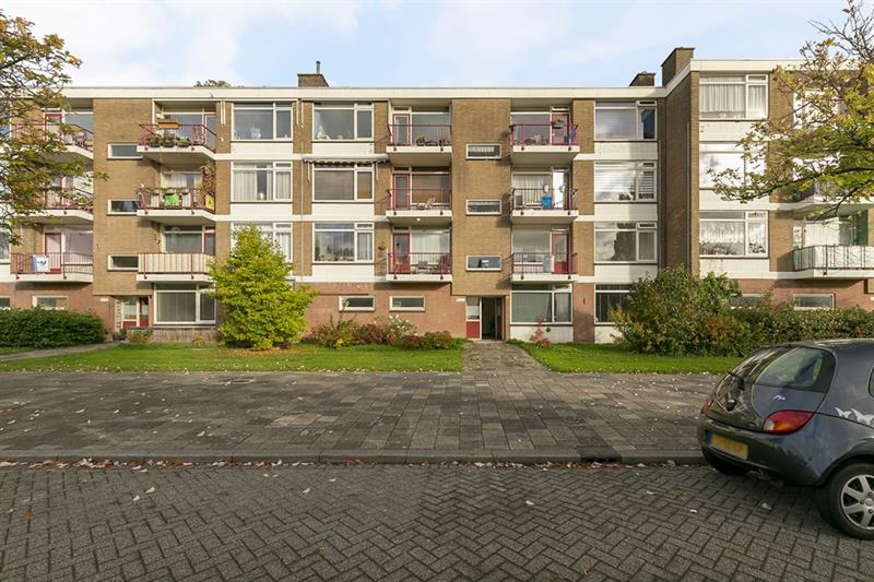 Appartement aan Ellemare in Rotterdam