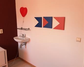 Kamer in Breda, Lisdodde op Kamernet.nl: Nette kamer met eigen douche en wastafel