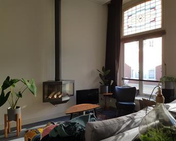 Kamer in Groningen, Oude Kijk in 't Jatstraat op Kamernet.nl: Prachtig appartement Oude Kijk in't Jatstraat