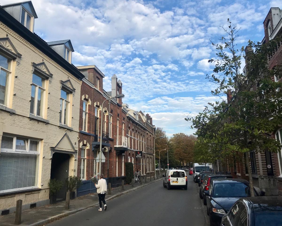 Kamer te huur aan de Glacisweg in Maastricht