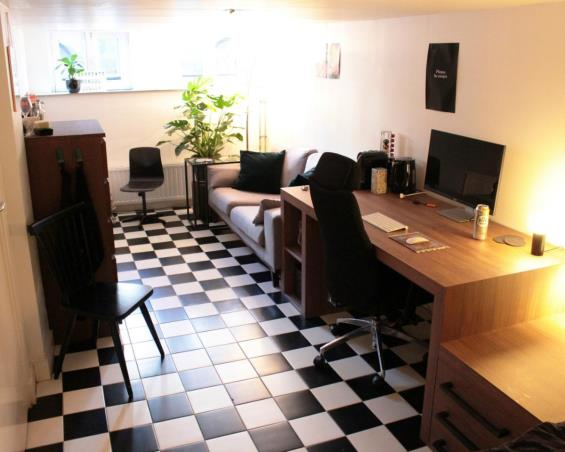 Kamer te huur in rotterdam voor 310 kamernet for Kamer gezocht rotterdam
