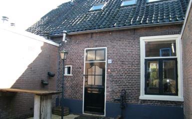 Kamer in Huizen, Schipperstraat op Kamernet.nl: Verbouwde boerderij aan wandelpad met 5 woningen