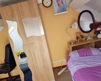Kamer in Amsterdam, Gerrit van den Boschpad op Kamernet.nl: Shared accomodation