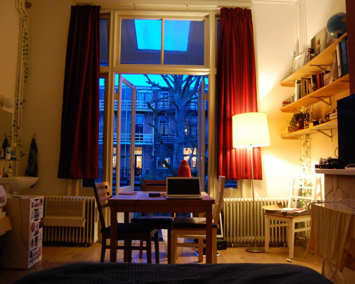 Kamer te huur in de Cornelis Evertsenstraat in Utrecht