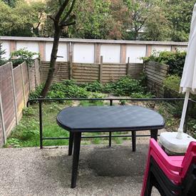 Kamer in Utrecht, Willem Barentszstraat op Kamernet.nl: zeer net 2 kamer appartement met grote tuin