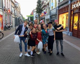 Kamer in Wageningen, Hoogstraat op Kamernet.nl: Vrouwelijke huisgenoot gezocht!