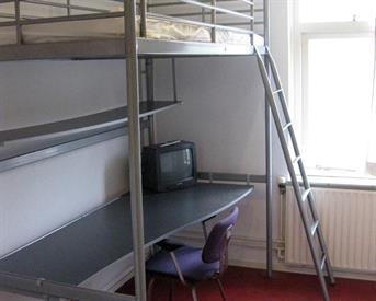 Kamer in Alkmaar, Vlietwaard op Kamernet.nl: Kamer ca. 9 m2. incl G/L/W WiFi & TV aansluiting