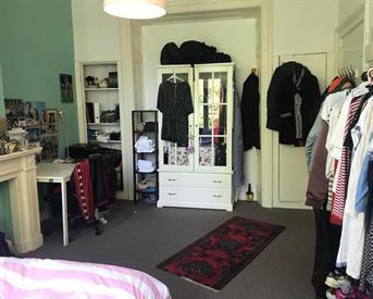 Kamer in Utrecht, Koningslaan op Kamernet.nl: Fantastisch huis AAN het wilhelmina park