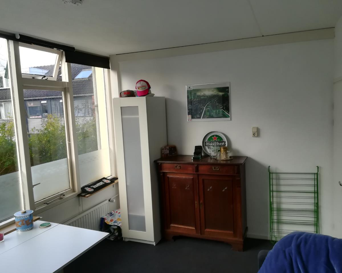 Kamer aan Smaragdstraat in Groningen