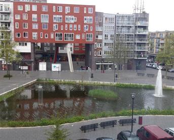 Kamer in Dordrecht, Admiraalsplein op Kamernet.nl: Gemeubileerde kamer