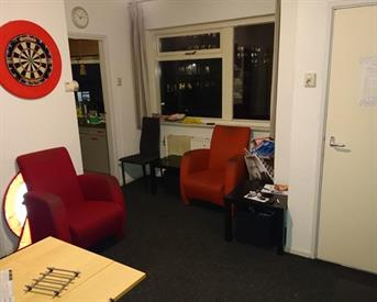Kamer in Enschede, Wethouder Nijhuisstraat op Kamernet.nl: Kamer