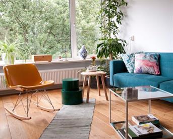 Kamer in Hilversum, Erfgooiersstraat op Kamernet.nl: leuke, lichte kamer aan de rand van Hilversum