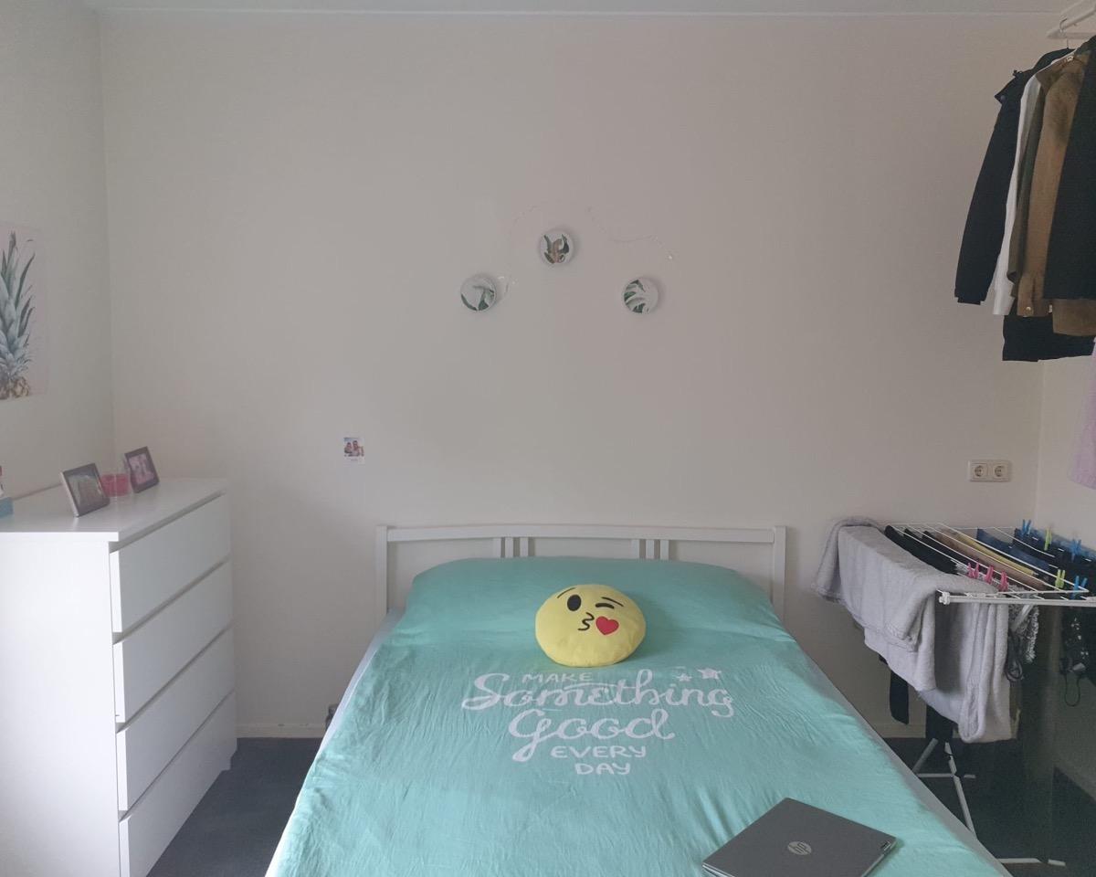 Kamer te huur in de Bollemanssteeg in Leeuwarden
