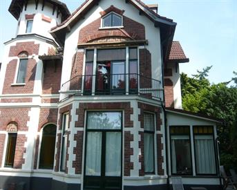 "Kamer in Bussum, Koningin Emmalaan op Kamernet.nl: Kamer 16 m2 in villawijk ""Het Spieghel"""