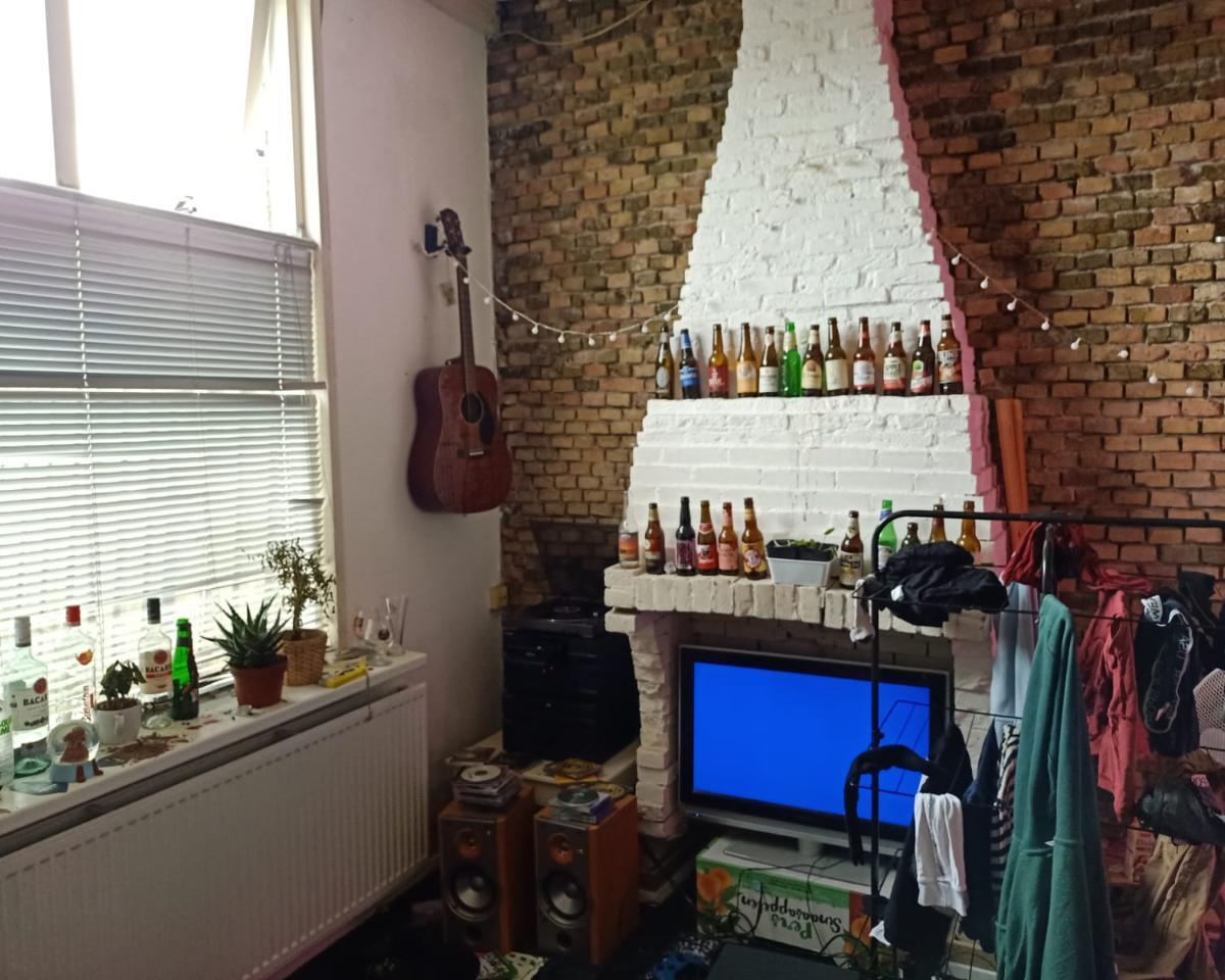 Kamer te huur in de 1e Rembrandtdwarsstraat in Leeuwarden